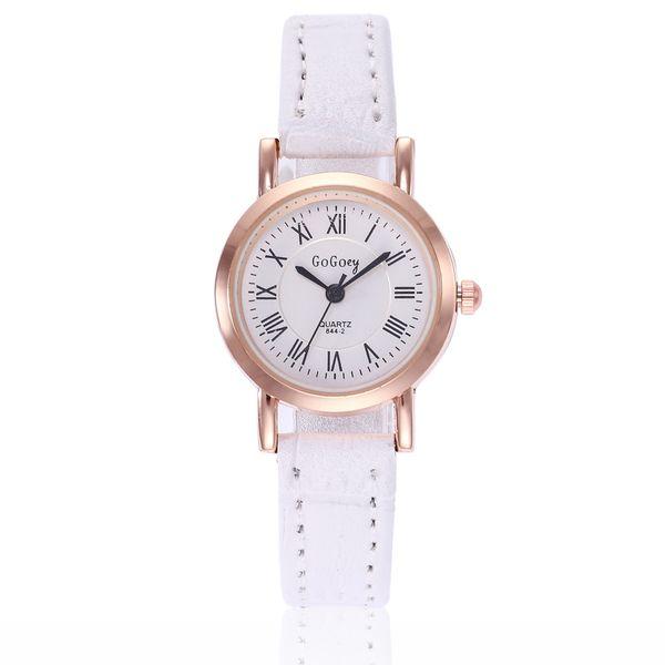 Alloy Fashion  Ladies watch  (white) NHSY1724-white