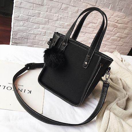 PU Korea  Shoulder bag  (black) NHTC2059-black