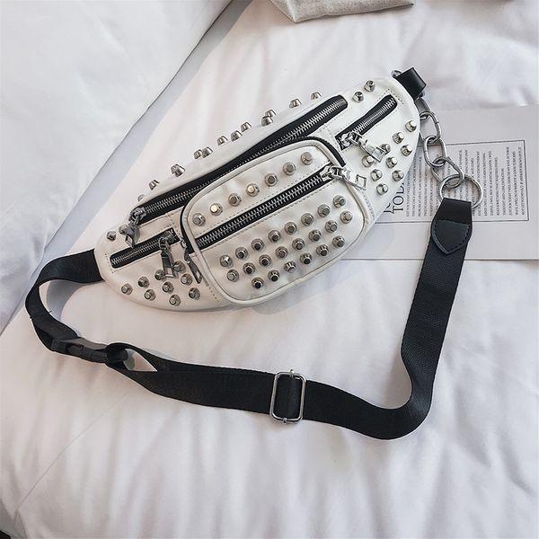 PU Korea  Shoulder bag  (white) NHTC2123-white