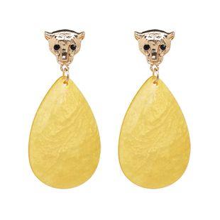 Plastic Fashion Geometric earring  (51369) NHJJ5323-51369's discount tags