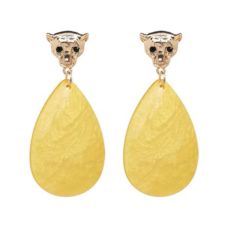 Plastic Fashion Geometric earring  (51369) NHJJ5323-51369's discount tags