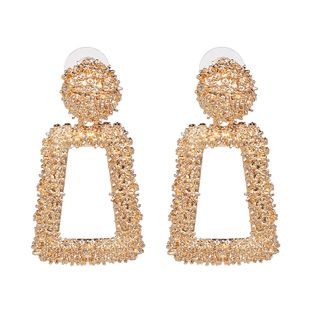 Alloy Fashion Geometric earring  (Alloy) NHJJ5329-Alloy's discount tags