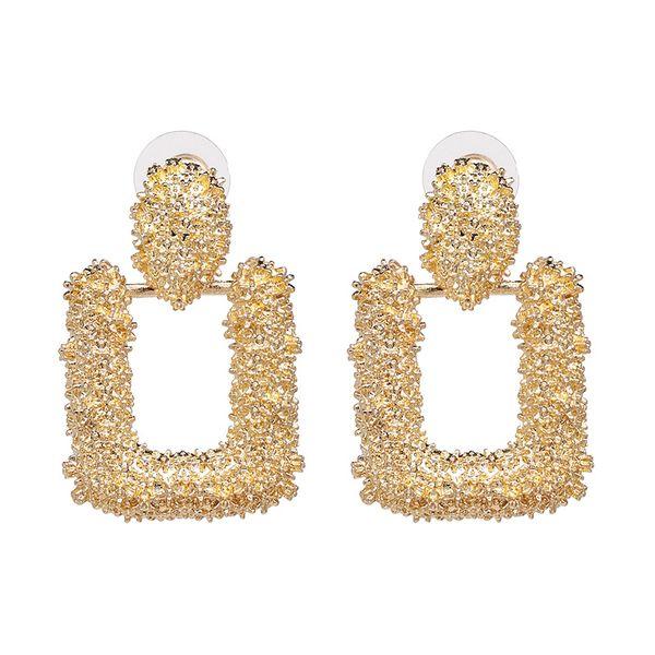 Alloy Fashion Geometric earring  (Alloy) NHJJ5331-Alloy
