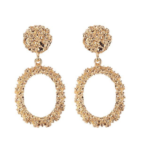 Alloy Fashion Geometric earring  (Alloy) NHJQ10992-Alloy