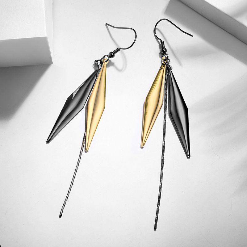 Alloy Fashion Tassel earring  (Photo Color) NHLJ4190-Photo-Color