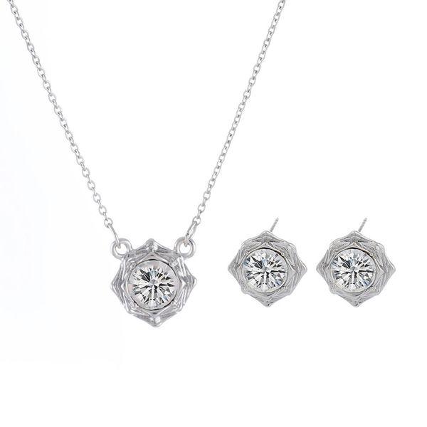 Alloy Fashion Geometric necklace  (N6736) NHNMD4986-N6736