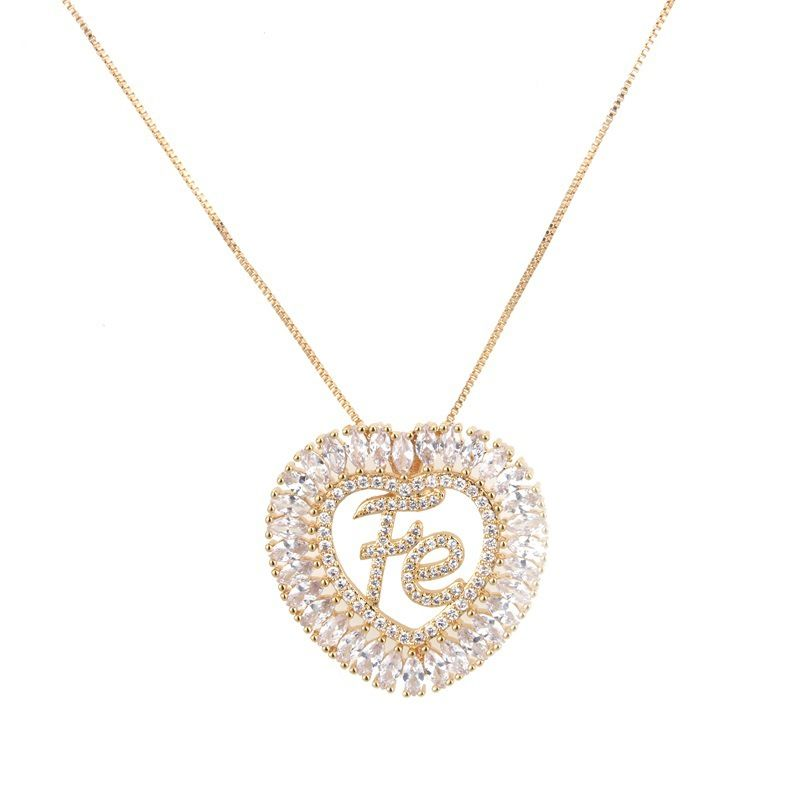 Copper Fashion Geometric necklace  Alloy NHBP0238Alloyplated