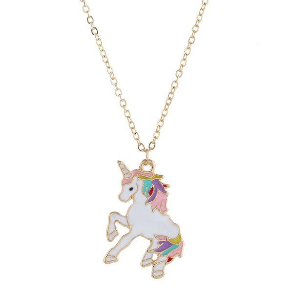 Alloy Fashion Geometric necklace  (Alloy) NHNZ1061-Alloy