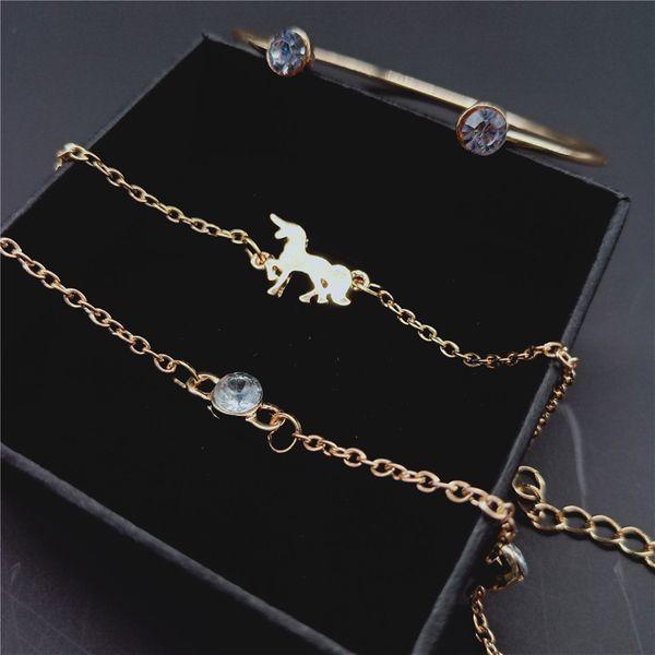 Alloy Fashion Animal bracelet  (Alloy) NHNZ1062-Alloy