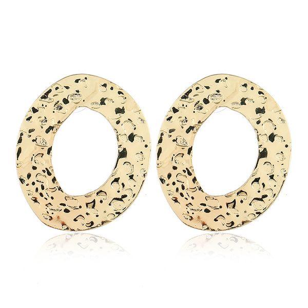 Alloy Fashion Geometric earring  (KC Alloy) NHNZ1070-KC-Alloy