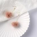 Alloy Fashion Tassel earring  white NHIM1462white