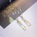 Imitated crystalCZ Fashion Geometric earring  Alloy NHIM1476Alloy