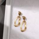 Imitated crystalCZ Fashion Geometric earring  Alloy NHIM1479Alloy