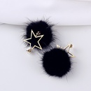 Alloy Fashion Geometric earring  white NHIM1481white