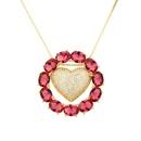 Copper Fashion Geometric necklace  Alloy NHBP0263Alloy