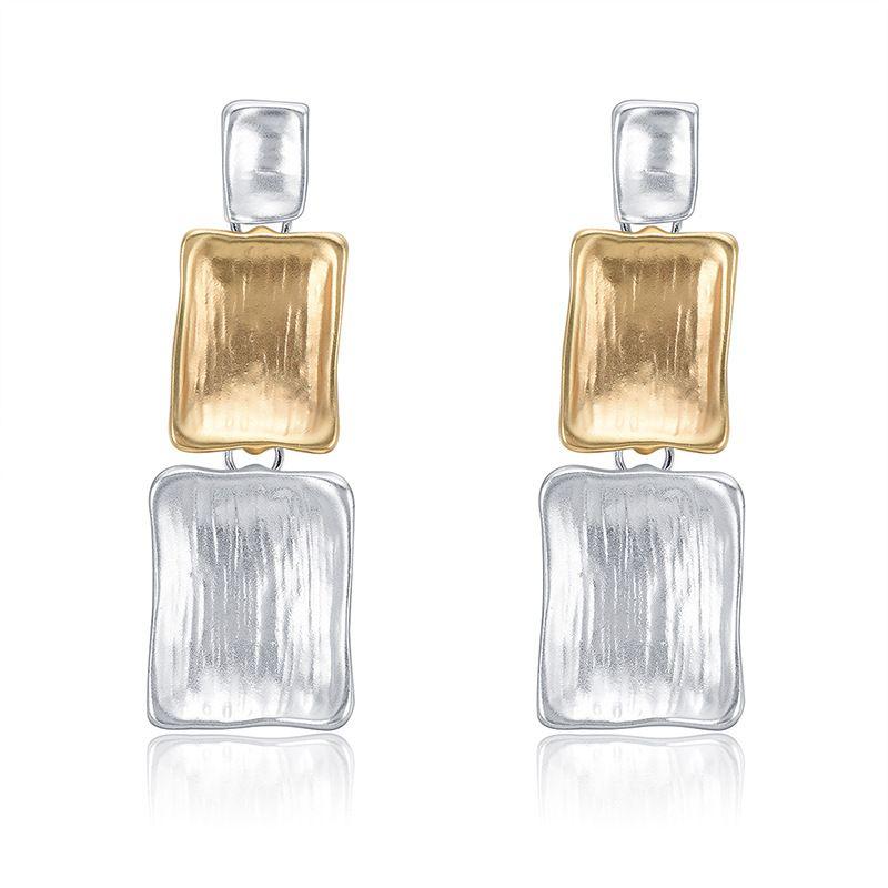 Alloy Fashion Geometric earring  66189018 NHXS208466189018