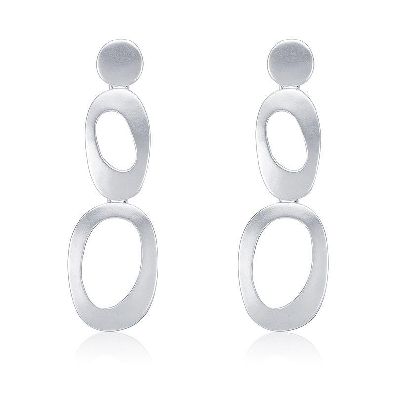 Alloy Fashion Geometric earring  (66189025) NHXS2091-66189025