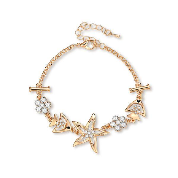 Alloy Fashion Animal bracelet  (61186375) NHXS2107-61186375