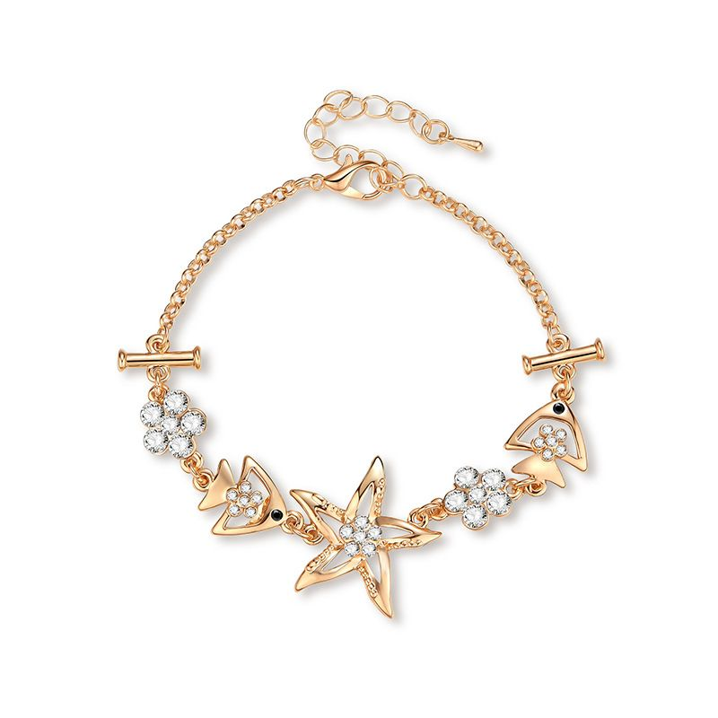 Alloy Fashion Animal bracelet  61186375 NHXS210761186375