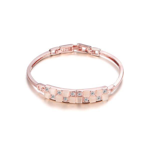 Alloy Fashion Geometric bracelet  (61186374) NHXS2111-61186374