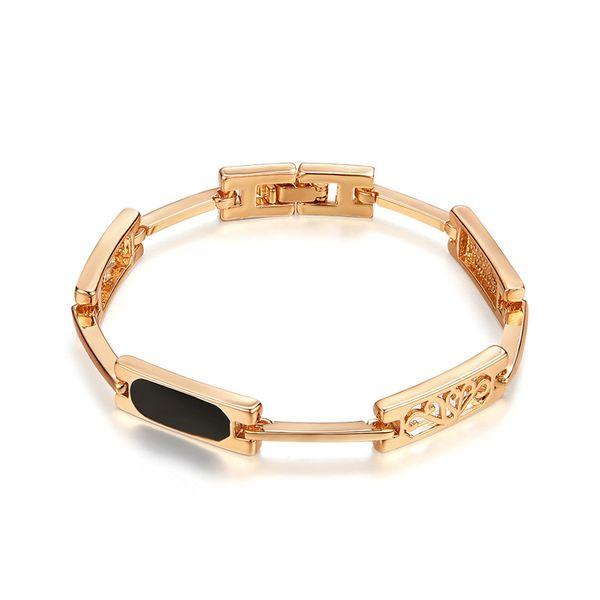 Alloy Fashion Geometric bracelet  (61186369) NHXS2113-61186369