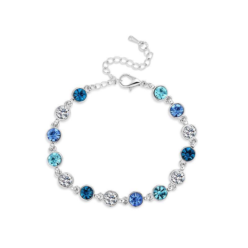 Alloy Fashion Geometric bracelet  61186370 NHXS211461186370