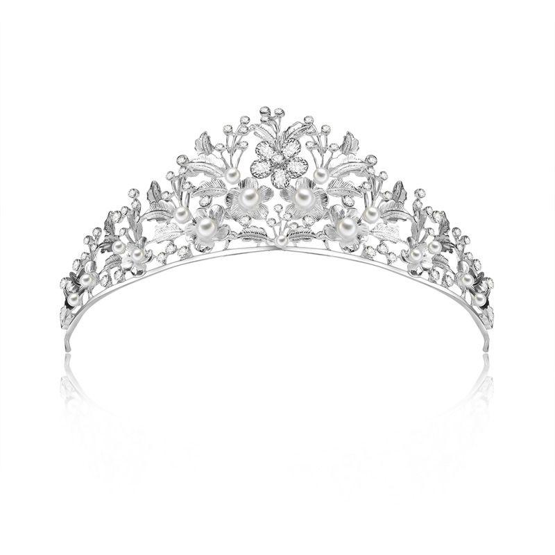 Alloy Fashion Flowers Hair accessories  61171514 NHXS213061171514