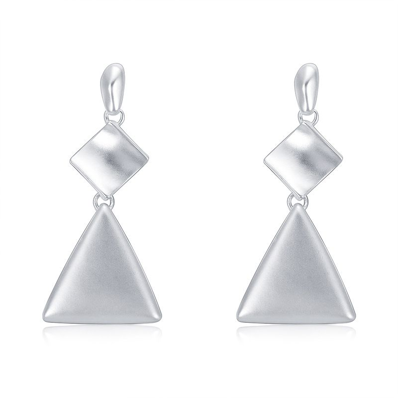Alloy Fashion Geometric earring  66189001 NHXS214966189001