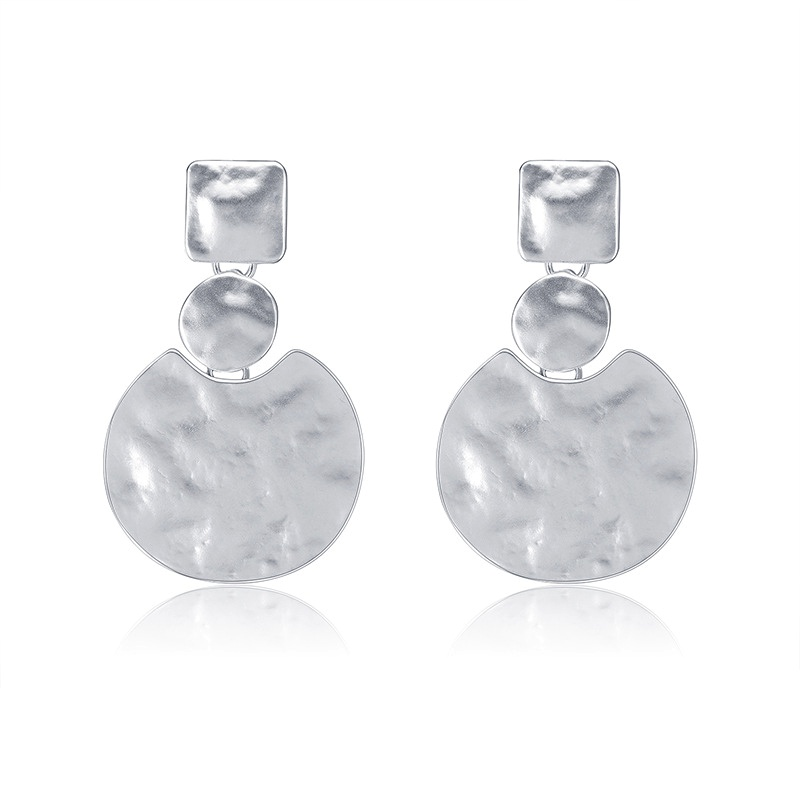 Alloy Fashion Geometric earring  (66189005) NHXS2150-66189005