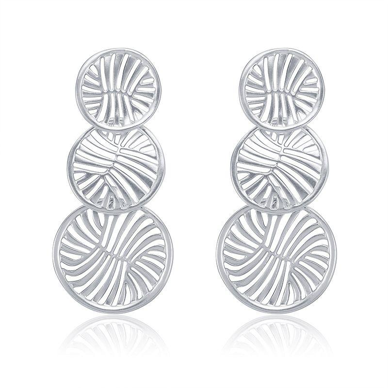 Alloy Fashion Geometric earring  66189009 NHXS215166189009