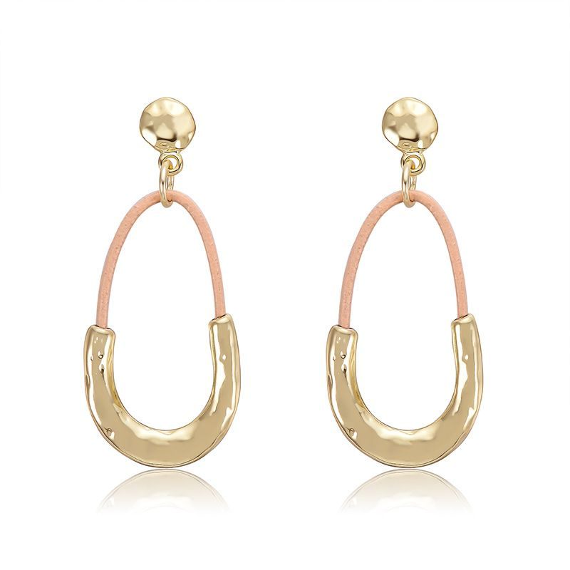 Alloy Simple Geometric earring  (66189038) NHXS2168-66189038