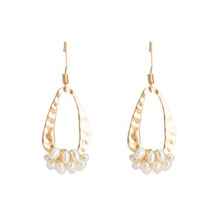 Copper Simple Geometric earring  (Alloy) NHYT1353-Alloy's discount tags
