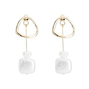 Beads Simple Geometric earring  (Alloy) NHYT1354-Alloy's discount tags