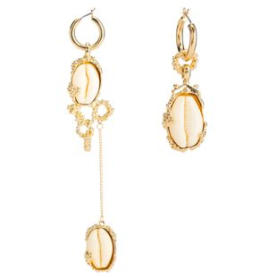 Alloy Fashion Geometric earring  (Alloy) NHYT1356-Alloy's discount tags