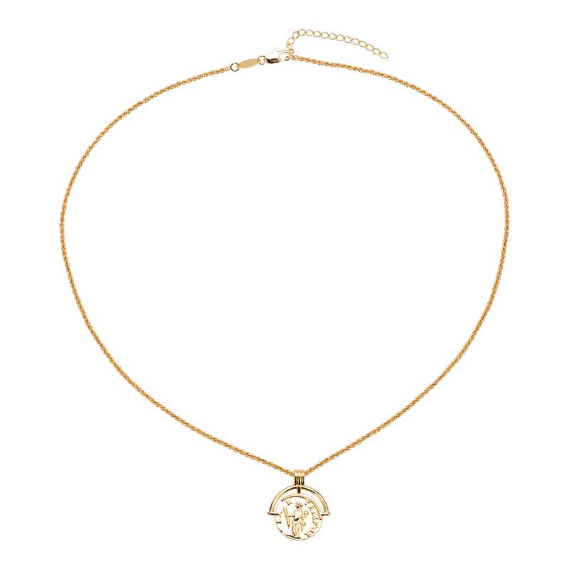 Copper Fashion Geometric necklace  Alloy NHYT1357Alloy
