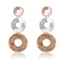 Alloy Fashion Geometric earring  66189037 NHXS214866189037