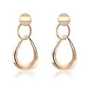 Alloy Vintage Geometric earring  66189035 NHXS216766189035