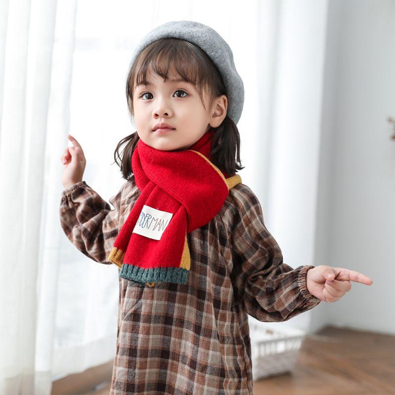 Cloth Korea  scarf  red NHMN0322red