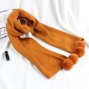 Cloth Vintage  scarf  Red200cm NHCM1697Red200cm