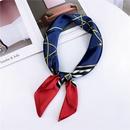 Alloy Korea  scarf  1 rope knot green edge 70cm NHMN03171ropeknotgreenedge70cm
