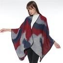 Cloth Fashion  scarf  1 wave black NHMN03261waveblack