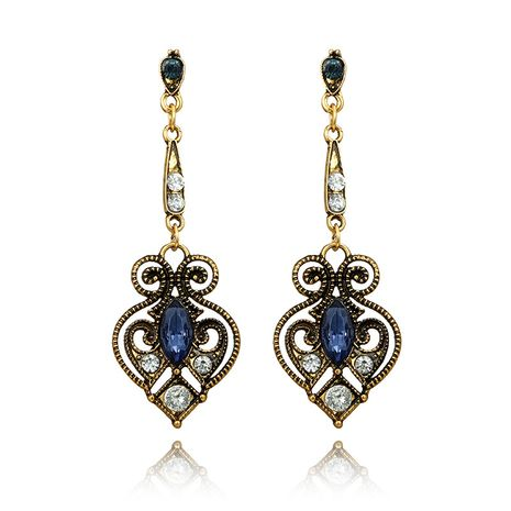 Alloy Vintage  earring  (Alloy blue) NHGY2672-Alloy-blue's discount tags