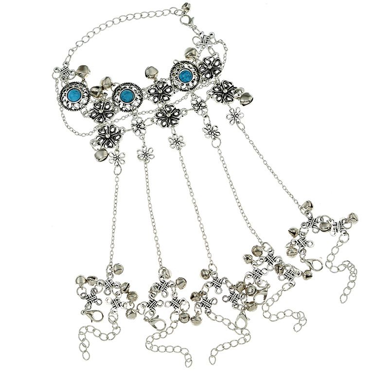 Alloy Fashion Geometric bracelet  Turan ancient alloy NHKQ2055Turanancientalloy