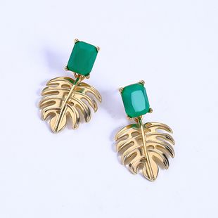 Alloy Fashion Geometric earring  (Photo Color) NHQD5735-Photo-Color's discount tags