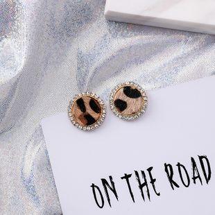 Alloy Korea Geometric earring  (A9422 alloy white rhinestone) NHMS1663-A9422-alloy-white-rhinestone's discount tags