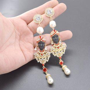 Alloy Fashion Cartoon earring  (Alloy) NHNT0693-Alloy's discount tags