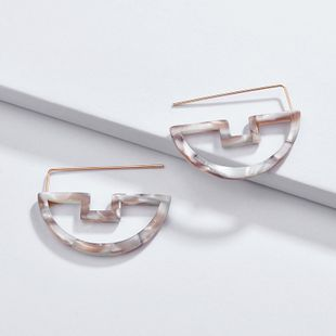 Alloy Fashion Geometric earring  (A0363-1) NHLU0039-A0363-1's discount tags