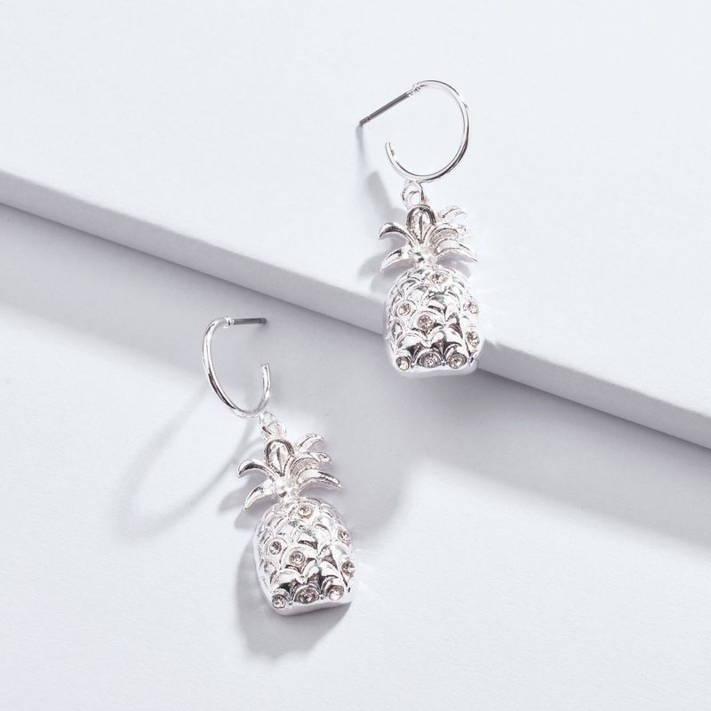 Alloy Fashion Flowers earring  alloy NHLU0065alloy
