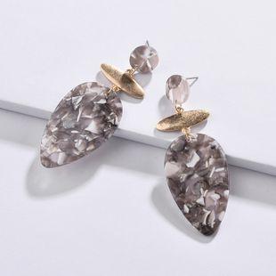Alloy Fashion Geometric earring  (A0445-1) NHLU0095-A0445-1's discount tags