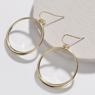 Alloy Fashion Geometric earring  (alloy) NHLU0127-alloy's discount tags